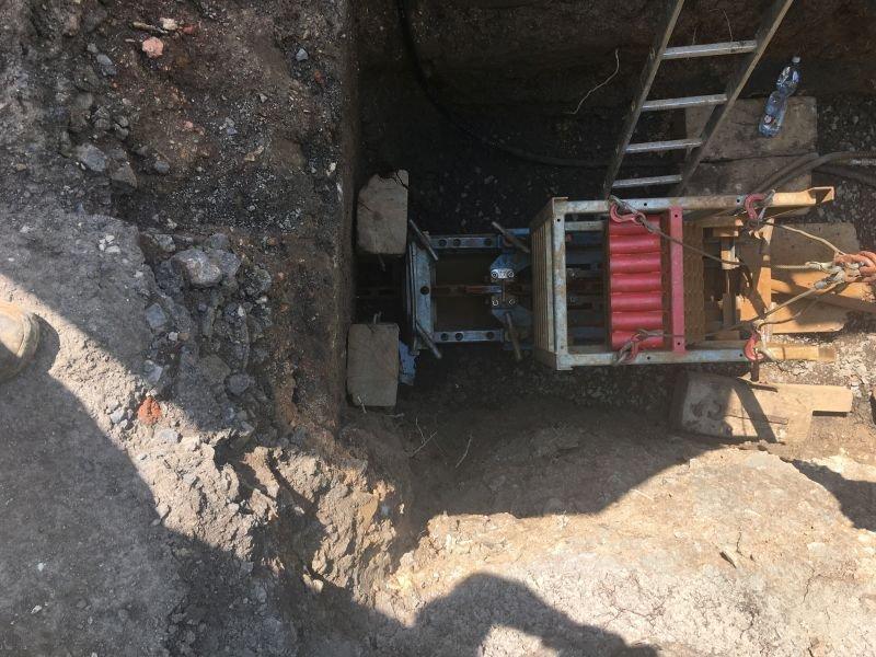Rekonstrukce vodovodního potrubí